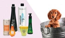 lavaggio cane prodotti shampoo Fido Mon Amour